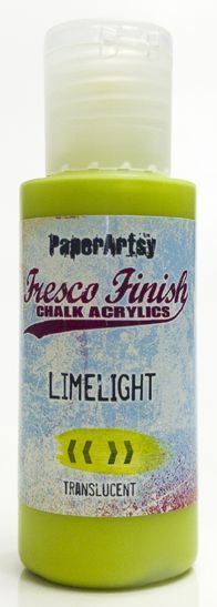 Limelight - Fresco Finish PaperArtsy