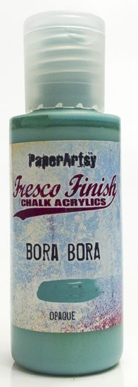 Bora Bora - Fresco Finish PaperArtsy