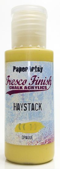 Haystack - Fresco Finish PaperArtsy