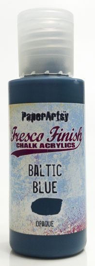 Baltic Blue - Fresco Finish PaperArtsy