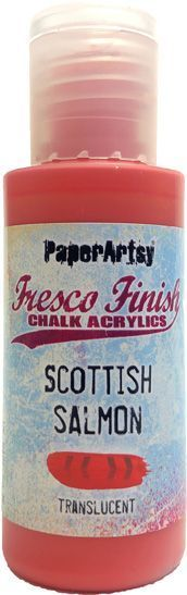 Scottish Salmon - Fresco Finish PaperArtsy