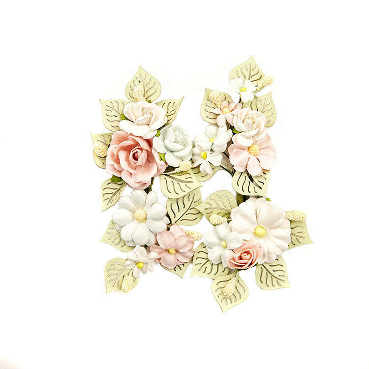 Flower Embellishments - Poetic Symphony - Prima Marketing